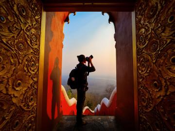Thailand Tempel; CC: Amazing Thailand