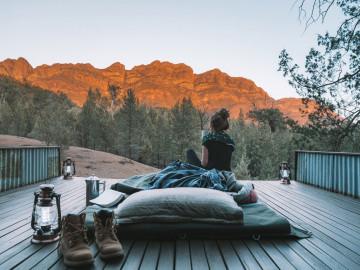 Arkaba Walk, Flinders Ranges; CC: Explorer Way