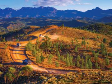 Bunyeroo valley, CC: Explorers Way