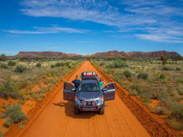 Tnorala gosse bluff conservation reserve; cc: Tourism NT