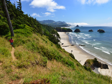 Oregons Küste - Copyright Satoshi Eto