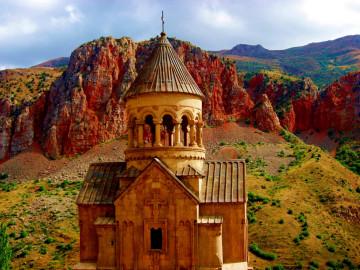 Kloster Noravank - Copyright Vizarm Travel