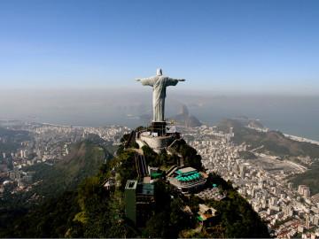 Rio de Janeiro Christus Statue