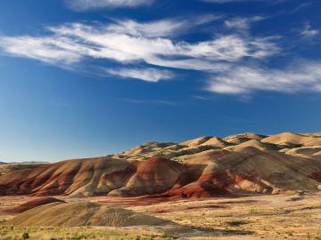 Painted Hills - Copyright Satoshi Eto