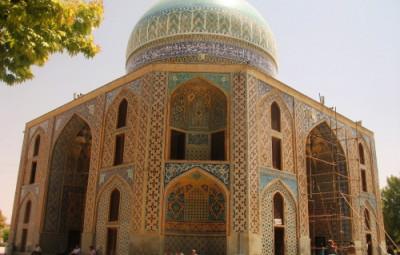 Nachrichtenbild: Moschee im Iran