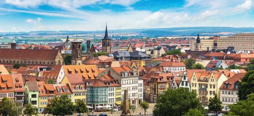 Erfurt Stadt