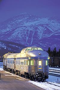 via rail Kanada